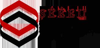 Logo du syndicat des étudiants et étudiantes employés(e)s de l'UQAC (SEEEU)